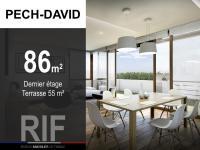T4 de 86 m² avec terrasse de 55 m²