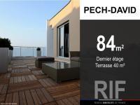T4 de 84 m² avec terrasse de 40 m²