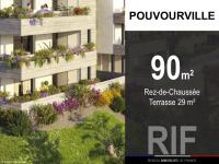T4 de 90 m² avec grande terrasse