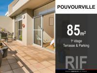 T4 de 85 m² avec terrasse de 20 m²