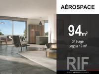 T4 de 94 m² avec loggia de 19 m²