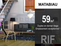 Duplex de 59 m² avec balcon