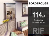 T5 de 114 m² avec terrasse et parkings
