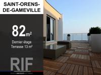 Appartement T4 de 82 m² avec terrasse