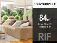 T4 de 84 m² avec terrasse de 16 m²