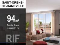 Appartement T5 de 94 m² avec terrasse