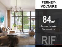 T4 de 84 m² avec terrasse de 48 m²