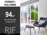 T4 de 94 m² avec terrasse de 39 m²