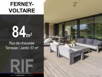 T4 de 84 m² avec terrasse et jardin de 57 m²