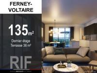 T5 de 135 m² avec terrasse de 36 m²