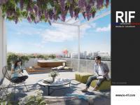 T4 de 92 m² avec terrasse et balcons