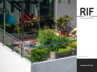 T5 duplex de 101 m² avec terrasses