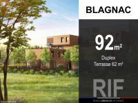Duplex T4 de 93 m² avec terrasse