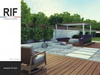 T5 de 118 m² avec terrasse et jardin