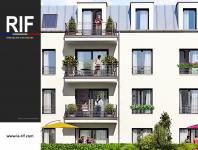 T2 de 42 m² avec balcon et parking