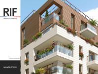 T3 de 75 m² avec terrasse 26 m²