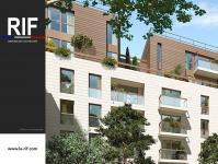 T4 de 89 m² avec terrasse de 18 m²