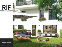 T5 de 113 m² avec terrasse et jardin