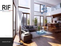 T5 de 173 m² avec loggias