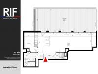 T4 de 136 m² avec terrasse de 51 m²