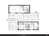 Villa T4 de 114 m² avec terrasses et jardin