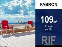 T4 de 109 m² avec terrasse