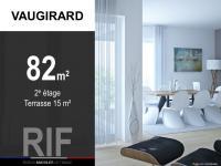 T3 de 82 m² avec terrasse de 15 m²