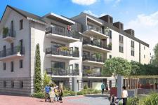 Appart T3 neuf de 64 m² Hyper centre d\'Aix les Bains