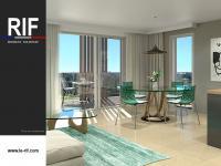 T3 de 61 m² avec balcon et garage