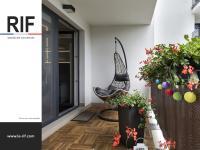 T3 de 68 m² avec balcon