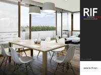 T5 de 97 m² avec terrasses