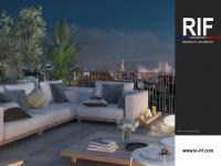 T5 de 99 m² avec terrasses et parkings