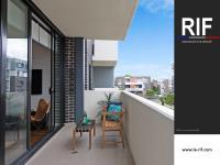 T3 de 65 m² avec balcon de 13 m²
