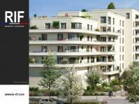 T4 de 82 m² avec balcon de 18 m²