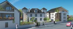 Appartement T3 de 67 m² neuf situé dans le château sur Albens