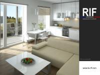 T3 de 65 m² avec balcon