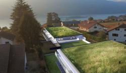 Bel appart T4 de 96 m² avec terrasse et jardin à Brison st Innocent