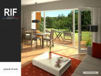 T4 de 79 m² avec jardin de 551 m²