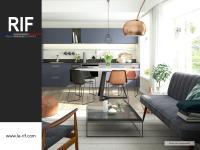 T4 de 86 m² avec balcon de 21 m²