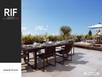 T3 de 65 m² avec terrasse de 38 m²