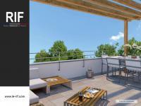 T5 de 103 m² avec terrasse de 35 m²