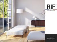 Appartement T3 54 m² avec un balcon de 12 m²