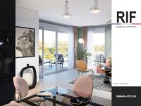 T3 de 63 m² avec terrasse 15 m²