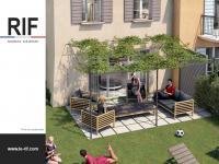 Villa duplex T3 de 60 m² avec jardin et parkings