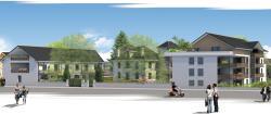 Appart neuf de type T4 de 82 m² à ENTRELACS