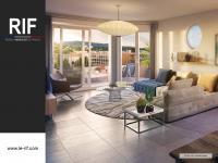T3 de 63 m² avec terrasse de 11 m²