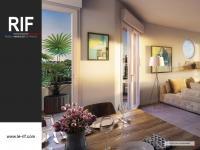 T3 de 63 m² avec terrasse de 14 m²