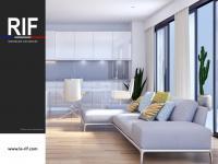 T3 de 64 m² avec loggia de 24 m²