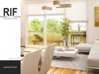 T2 de 40 m² avec balcon de 10 m²